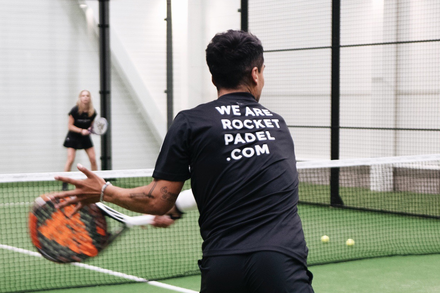 What kind of sport is Padel?