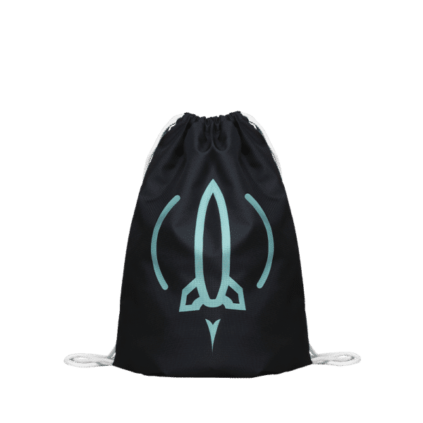 OFF COURT Drawstring bag