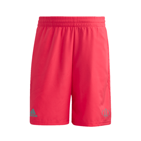 adidas Pink Shorts with Rocket Padel logo