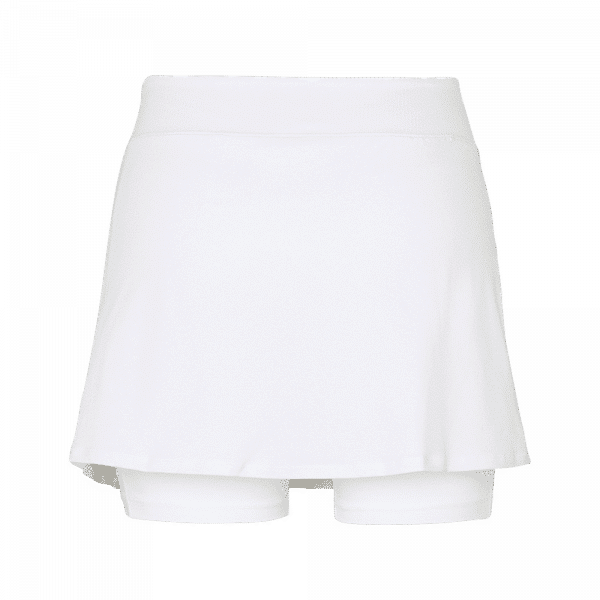 Nike Court Dri-FIT Victory Skirt White. A white padel skirt from Nike.