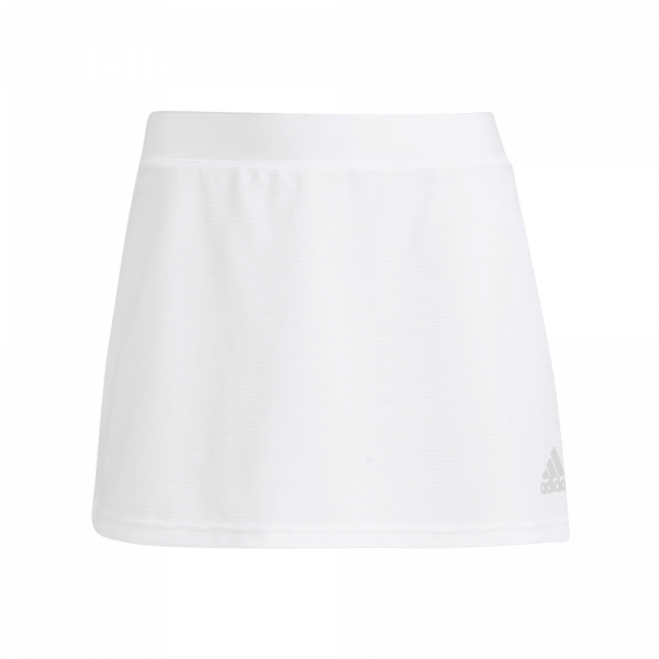 adidas Club Skirt White. A white padel skirt from adidas.