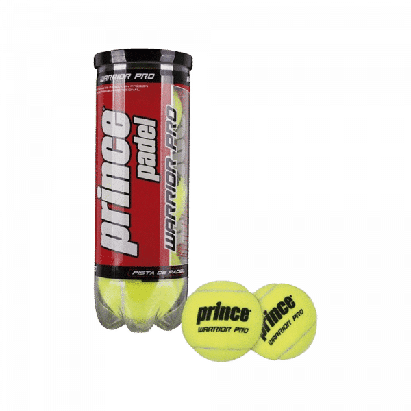 Prince Warrior Pro Ball. Padel ball from Prince.