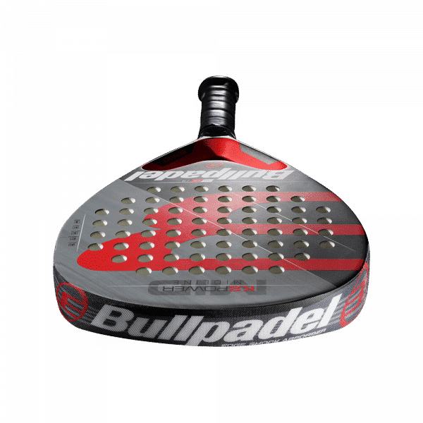 Bullpadel Frame Protector HI FRAME is a black frame protector from Bullpadel