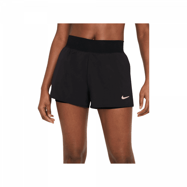 Nike Court Dri-Fit Victory black padel shorts from Nike
