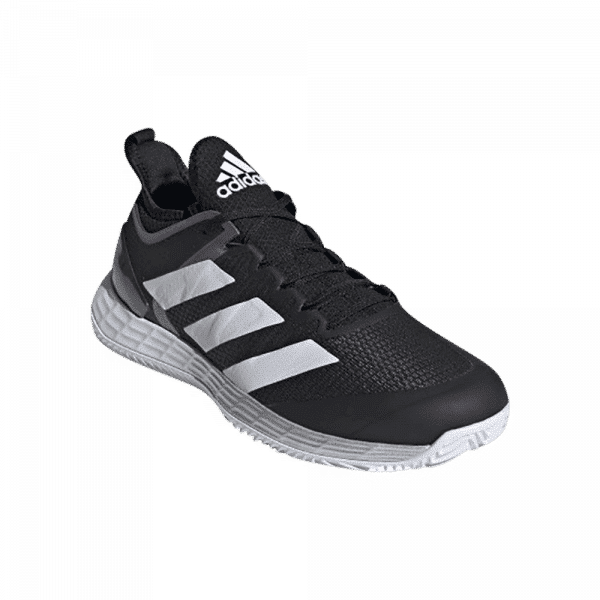 ADIDAS ADIZERO UBERSONIC 4 CLAY black and white padelshoes from adidas