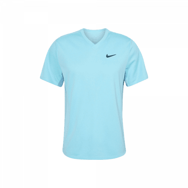 Nike Court Dri-Fit Victory T-Shirt | Copa Blue padel t-shirt from Nike