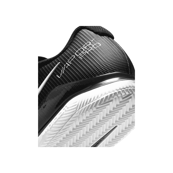 Nike Court Air Zoom Vapor Pro Black & White padel shoes from Nike