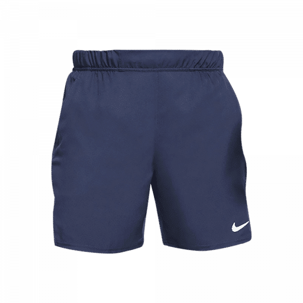 NIKE COURT DRI-FIT VICTORY SHORTS | OBSIDIAN Navy padel shorts from Nike