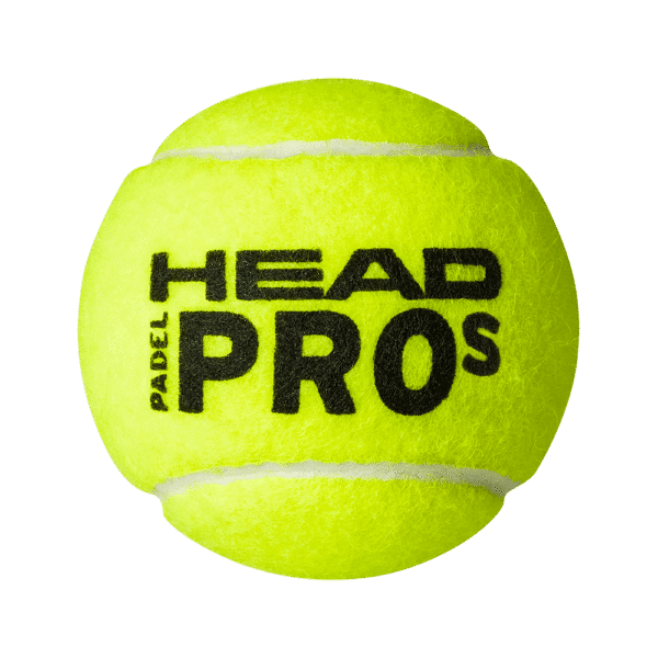 HEAD Padel Pro S Ball. Padelboll från HEAD.