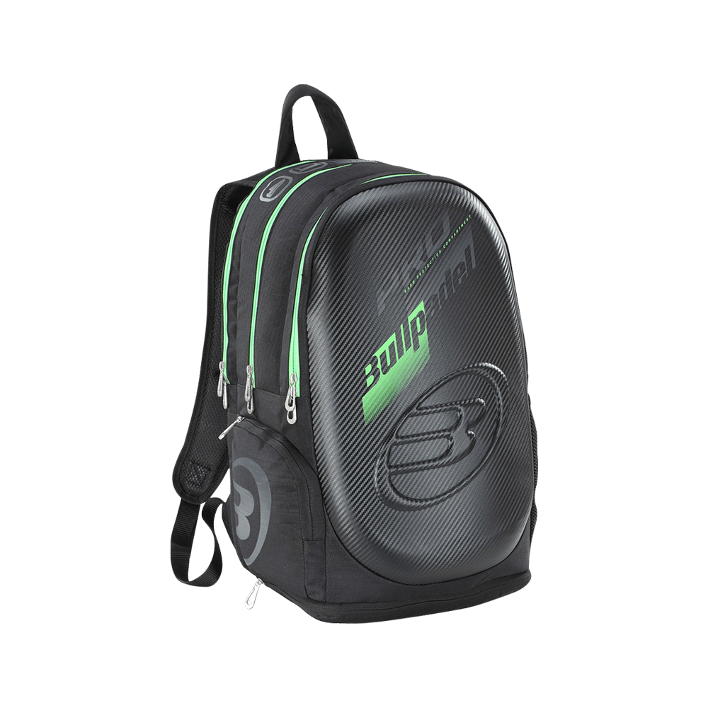 Bullpadel Tech Back Pack Black