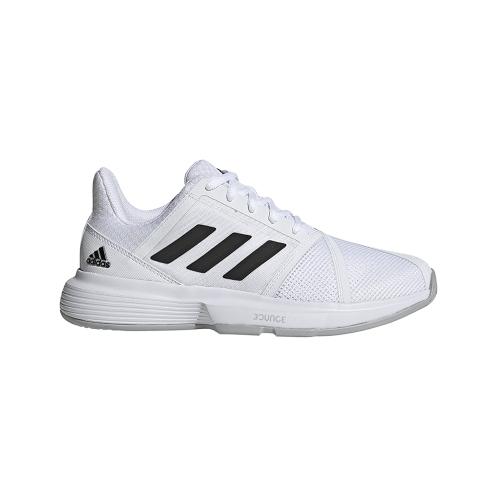 Adidas Courtjam Bounce Woman White