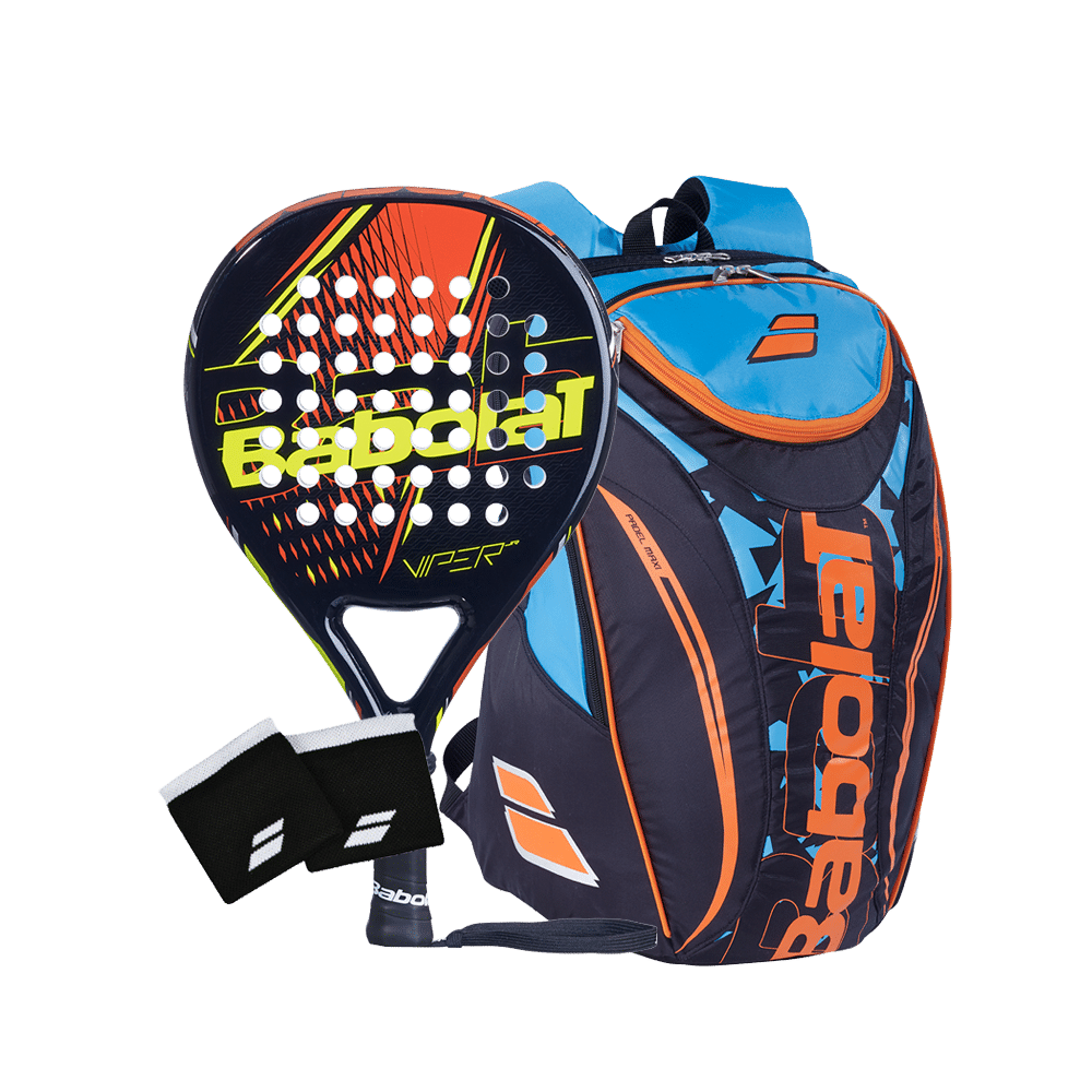 Babolat Junior Set by Rocket Padel