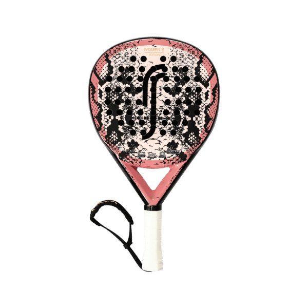 RS X-SERIES WOMENS EDITION PINK SNAKE SKIN. Padelrack från RS.