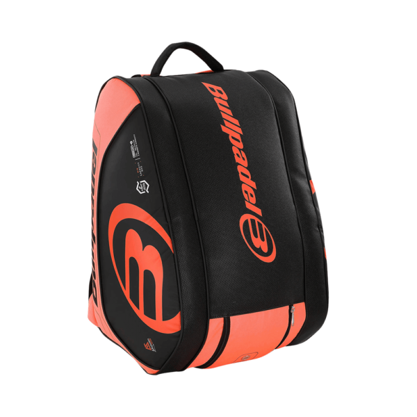 Bullpadel Flow Bag 2021 Coral, padelväska