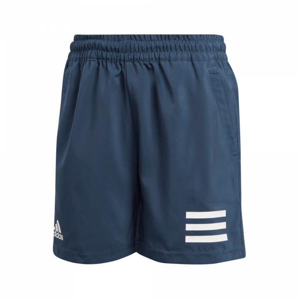 adidas Junior Club 3-Stripe Shorts Navy. Navy junior shorts från adidas.