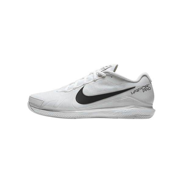 Nike Court Air Zoom Vapor Pro shoes in white. CZ0220-124.